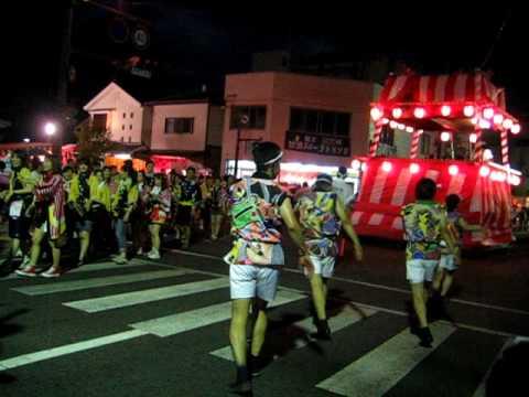 鹿島踊り4