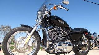 5. 2010 Harley-Davidson SPORTSTER 1200 LOW XL1200L