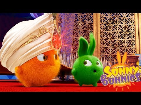 Funny images - Cartoons for Children  SUNNY BUNNIES MAGIC POWER  Funny Cartoons For Children