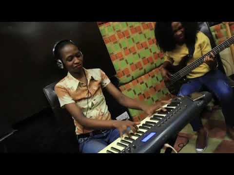 Nigeria's foremost female band- Topsticks Band