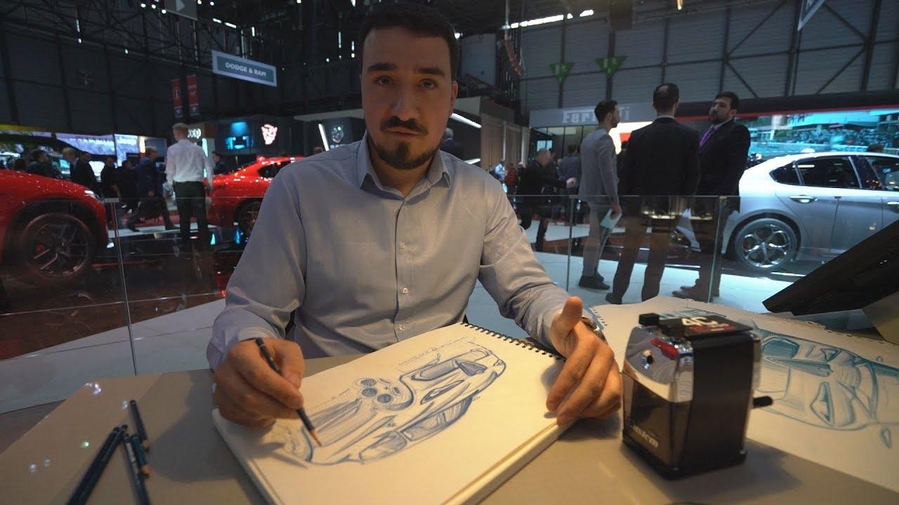 Συνέντευξη του Έλληνα σχεδιαστή της Alfa Romeo Αλέξανδρου Λιώκη στο ΑΠΕ-ΜΠΕ