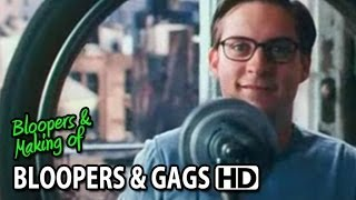 Spider-Man 2 (2004) Bloopers Outtakes Gag Reel (Part1/2)