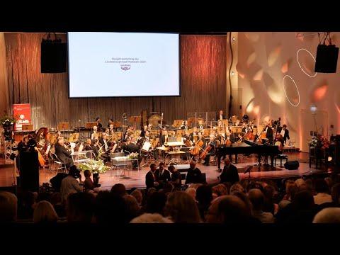 Landeshauptstadt Potsdam: Neujahrsempfang 2020 (Aufze ...