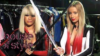 House Of Style (Season 2) | Iggy Azalea & Rita Ora in 'Black Widow' (Episode 2) | MTV