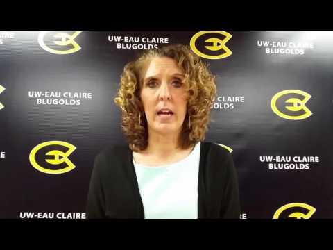 WBB:Coach Englund recaps win over UW-Platteville