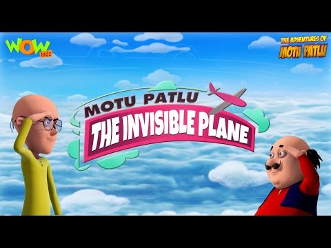Video Motu Patlu in Invisible Plane - Movie Promo -  3D Animation Movie for Kids  As on Nick Jr. download in MP3, 3GP, MP4, WEBM, AVI, FLV February 2017