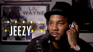 Hot 97 - Jeezy Tells Amazing Jay-z & Stevie J Story, 1st Party w/ Puff+ Church in the Streets!