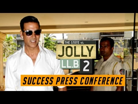 Jolly LLB Crosses 100 Crore | Grand Success Party