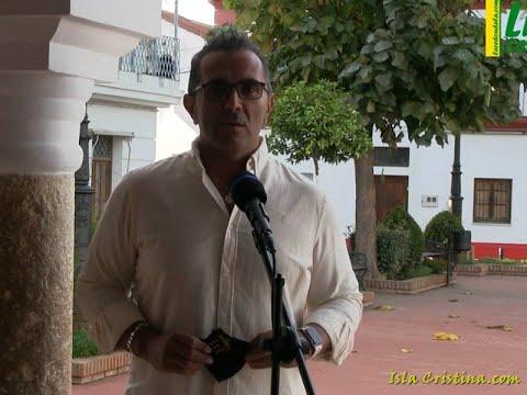 Salvador Gómez, nos informa sobre varios temas de actualidad en La Redondela