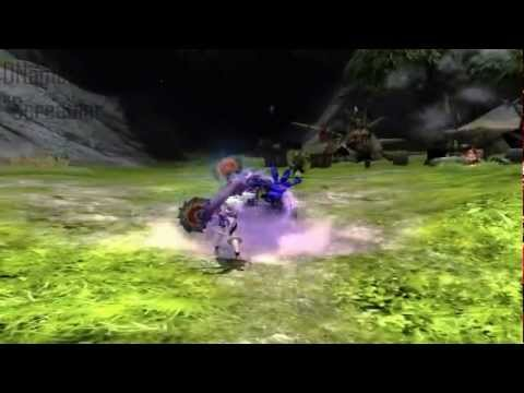 Dragon Nest KR Screamer-kali's 2nd job skills view