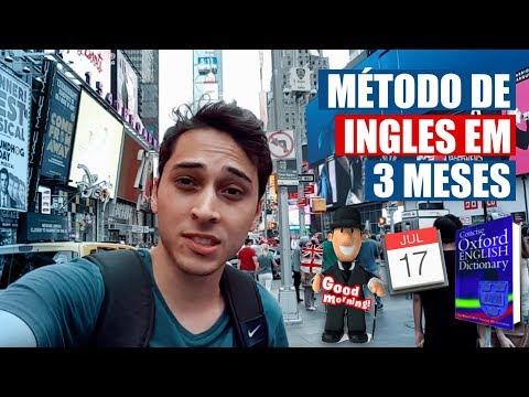 Método Inglês Fluente em 3 Meses - Você Também Pode Aprender