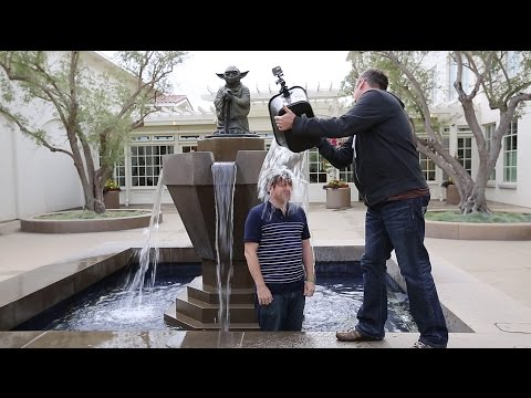 edwards - Gareth Edwards, director of Godzilla and the first upcoming stand-alone film has accepted the ALS Ice Bucket Challenge. In addition to donating to the cause,...
