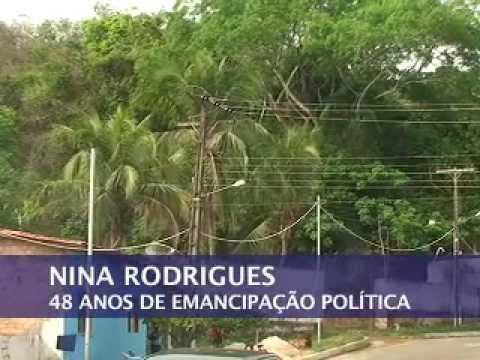 MATV 25 ANOS - 48 ANOS DE EMANCIPAÇÃO POLÍTICA DE NINA RODRIGUES/MA