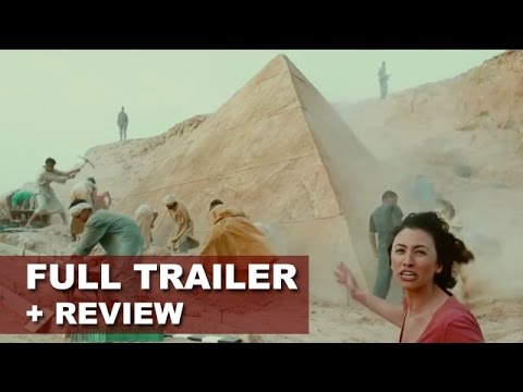 review trailer - The Pyramid debuts its official trailer for 2014! Watch it today with a trailer review! http://bit.ly/subscribeBTT The Pyramid debuts its official trailer for 2014 and you can see it here...