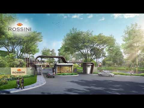 ROSSINI, NEW CLUSTER OF SYMPHONIA SUMMARECON SERPONG