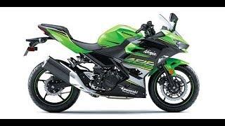 9. 2018 Kawasaki Ninja 400 SE Track Test
