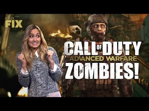 cod - Win a $60 gamestop gcard! Advanced Warfare's Exo Zombies with a celebrity lineup & Rockstar's support for Last-Gen GTA V. Plus, Halo 5 Video Series & Assassin's Creed Working on AAA game. ...