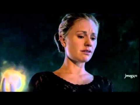 TRUE BLOOD S07E10 Finale Bill & Sookie - Final Scenes Together