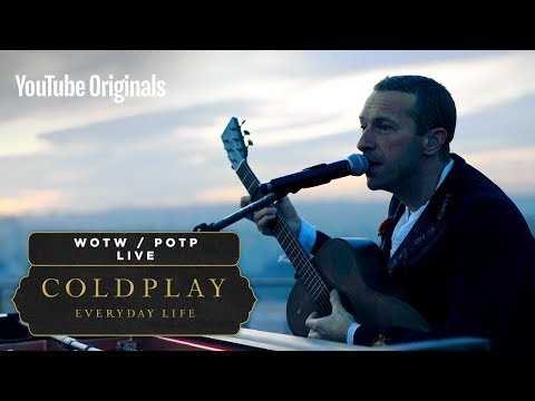 Coldplay - WOTW/POTP (Live in Jordan)