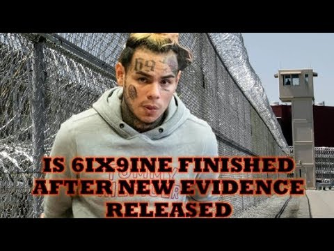 Is 6IX9INE FINISHED After New Evidence Revealed