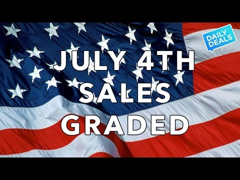 July 4th Sales Graded - The Deal Guy