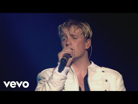 Westlife - Queen of My Heart (Live At Wembley & 39;06)