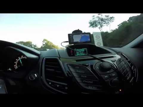 Tijucas/SC * BR-101 * New Fiesta 1.6 TIT & AKN