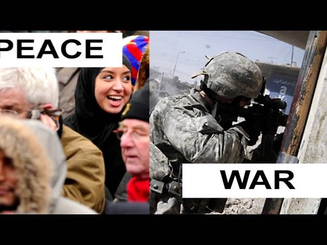 War and Peace in the 21st century - the stories in our minds - Daniele Ganser - extended version