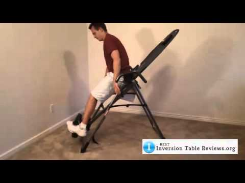 Teeter EP-560 Inversion Table Review.mp4