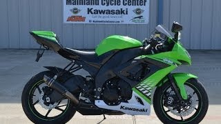 1. $8,499 For Sale 2010 ZX10R Ninja Lime Green Special Edition