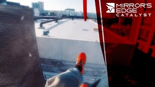 Mirror's Edge Catalyst - Real Life Time Trial - YouTube
