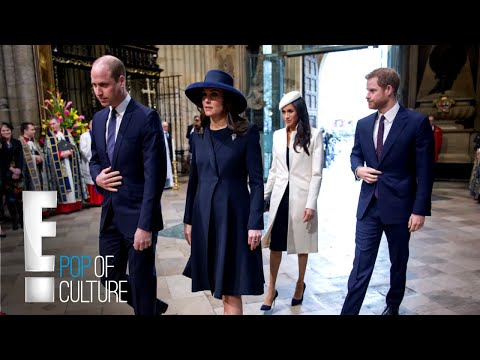 Princess Diana's Lasting Legacy Lives on Through Her Sons | E!