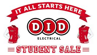 Get college ready with DID Electrical and our Student Sale in store & online! Get laptops from €199.99, tablets from €69.99 and...