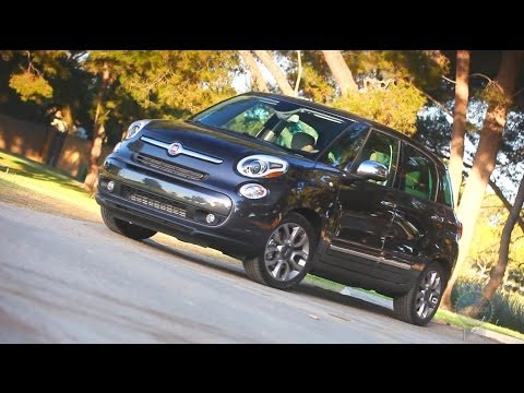 2014 Fiat 500L Review – Kelley Blue Book