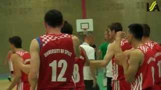 MRU krepšininkai kausis dėl EUSA žaidynių aukso