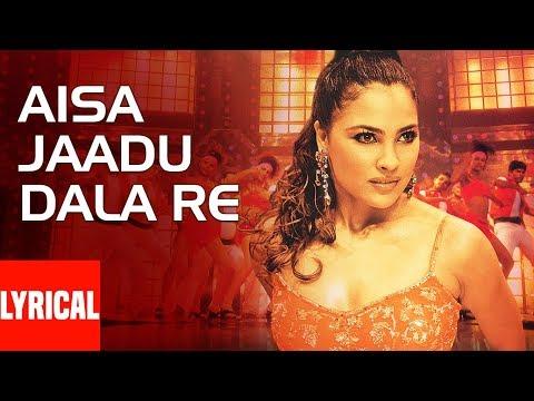 Aisa Jaadu Dala Re Lyrical Video Song | Khakee | Sunidhi Chauhan | Akshaye Kumar, Lara Dutta