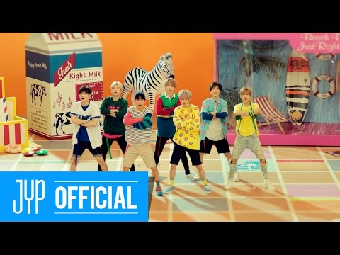 "GOT7 ""Just right(딱 좋아)"" M/V"