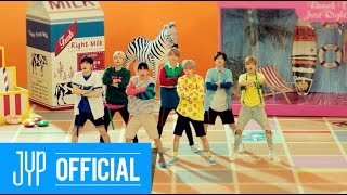 "Video GOT7 ""Just right(딱 좋아)"" M/V MP3, 3GP, MP4, WEBM, AVI, FLV Juli 2018"