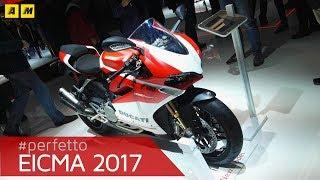 6. EICMA 2017. Ducati Panigale 959 Corse