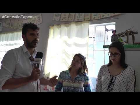 COMEÇA HOJE A SEMANA CULTURAL DA ESCOLA MARTHA DE TAPES
