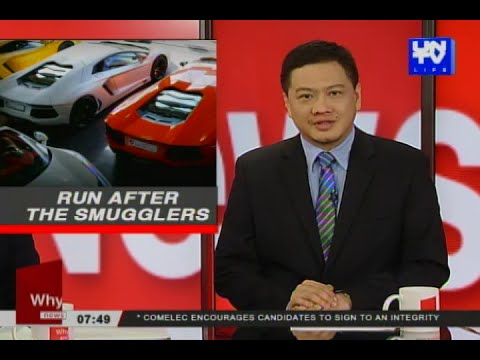 2 luxury car importers, 5 customs officials, employees charged for smuggling