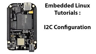 This video shows how to configure the pins on the BeagleBone Black as I2C pins to interface with the Temperature Sensor on the BBB Learning Board. The Linux version being used in this video is Debian 8.6 but should also work for Debian 7.11.Buy the board here:https://www.tindie.com/products/AllAboutEE/beaglebone-black-embedded-linux-learning-board/Temperature Sensor Datasheet:http://www.mouser.com/ds/2/268/21909b-8376.pdf