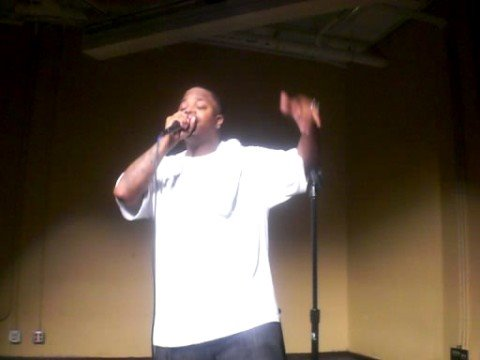 Benji Brown Doing Keke @UW Parkside