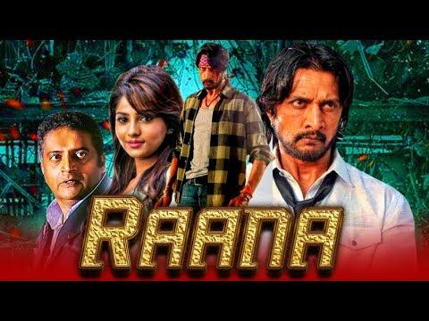 Ranna Kannada Hindi Dubbed Full Movie | Sudeep, Rachita Ram, Haripriya, Madhoo, Prakash Raj
