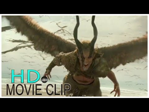 MALEFICENT 2 MISTRESS OF EVIL | Final Battle [Part 1] (2019)