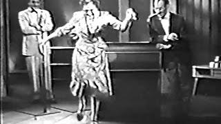 Video You Bet Your Life #57-30 The Tap Dancing Septugenarian Landlady ('Shoe', Apr 17, 1958) MP3, 3GP, MP4, WEBM, AVI, FLV Agustus 2018