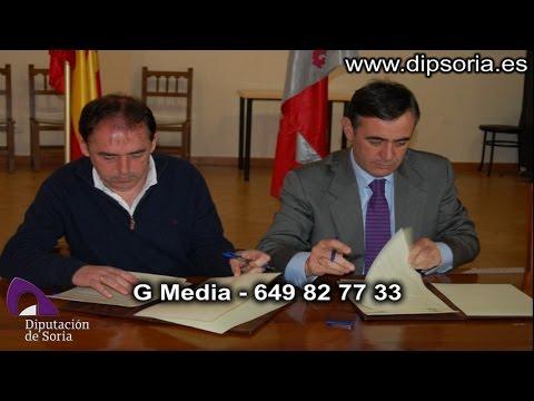 Vídeo de la visita institucional de la Diputación a Gomayo. / Dip