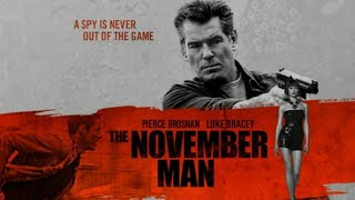 November Man (Filme completo HD PT BR)