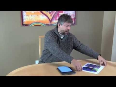 gelaskins - Dave Taylor of http://www.AskDaveTaylor.com/ demonstrates how to apply a skin to an Apple iPad Mini by putting one on his own Mini. It's surprisingly easy an...