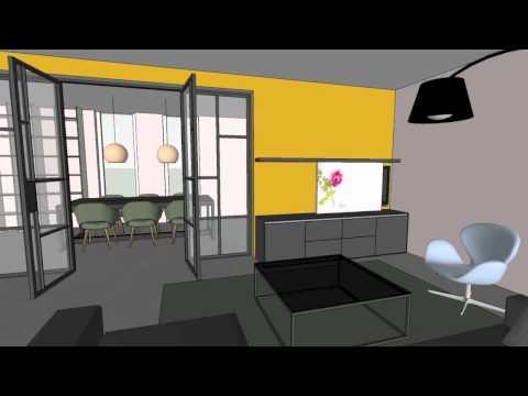Kleur op de muur kleurtrends interieur kies de juiste huiskamer kleur